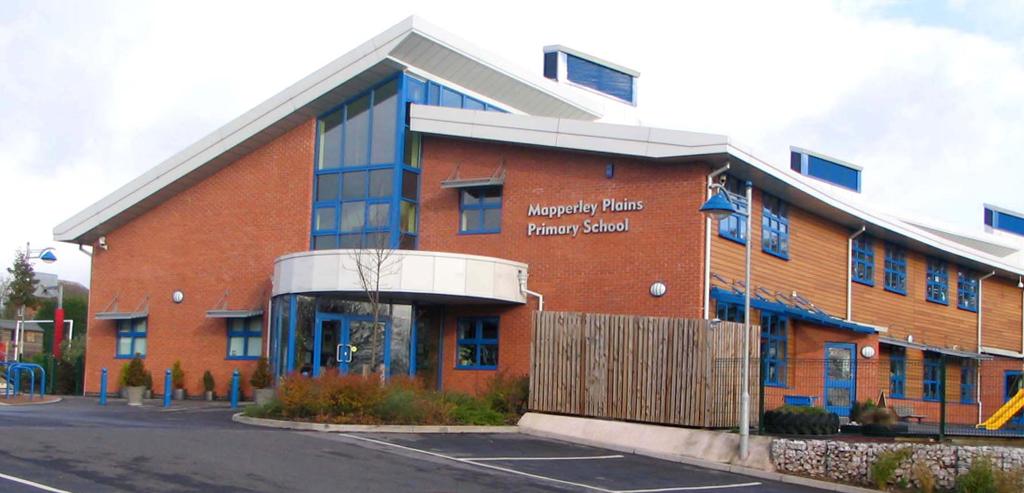 Mapperley Plains Primary School Cbp Architects Cbp